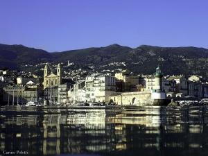 Bastia, vue par la photographe Carine Poletti