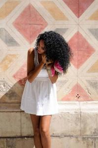 Beauté nature : soin cheveux afro coiffure bio