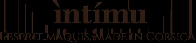 Logo Intimu - Huiles essentielles, Cosmétiques naturels - Esprit maquis, Made in corsica