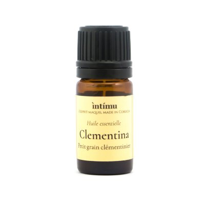 Huile essentielle Clementina