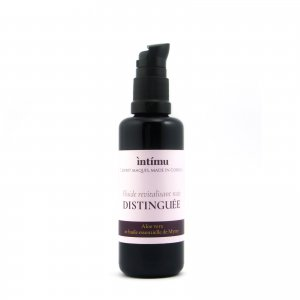 A base de gel d'aloe vera BIO et d'huile essentielle de Myrte BIO. Revitalise les peaux fatiguées.
