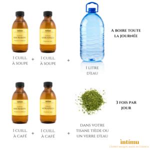 Réalisez votre cure détox et drainante grâce aux hydrolats de romarin et genévrier