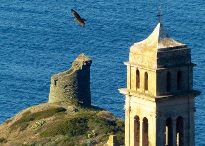 Tour génoise du Cap Corse