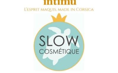 Intimu, nouveau lauréat Slow-cosmétique