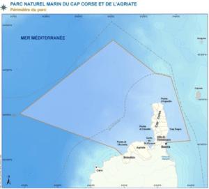 Parc naturel marin du Cap Corse et des Agriates