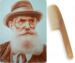 Bien choisir son peigne à barbe