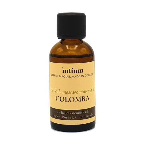huile de massage musculaire, décontraction musculaire intimu