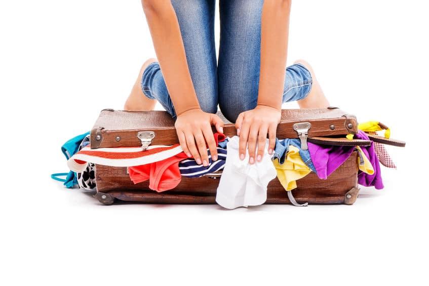 Partir léger, un vrai défi avec le voyage low-cost