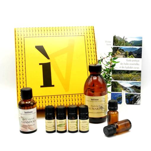 Tout pour pratiquer l'aromathérapie à la maison