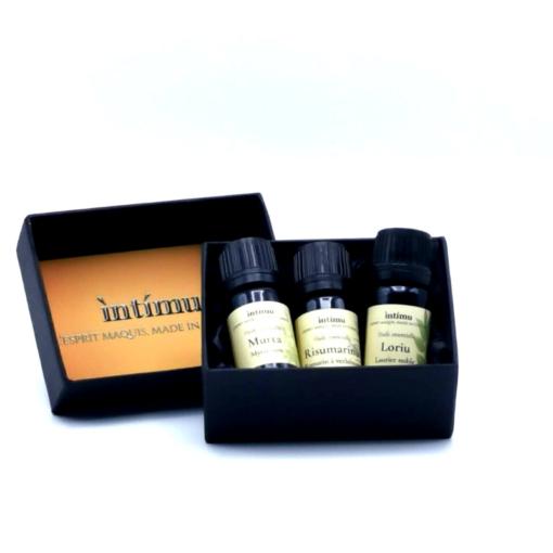 Coffret aromathérapie